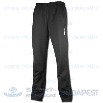 ERREA DRESDEN edző- és szabadidő melegítő nadrág - fekete