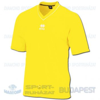 ERREA RODI futball mez - UV sárga