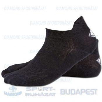 ERREA COMFORT SOCKS pamut sportzokni - fekete-fehér