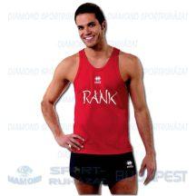 ERREA RANK férfi atléta mez (ujjatlan) - piros