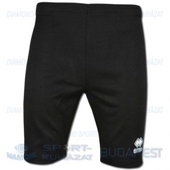 ERREA RUN edző nadrág (aláöltöző bermuda) - fekete
