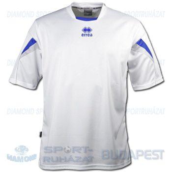 ERREA ORION futball mez - fehér-azúrkék-világosszürke