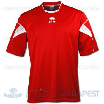 ERREA ORION futball mez - piros-világosszürke-fehér