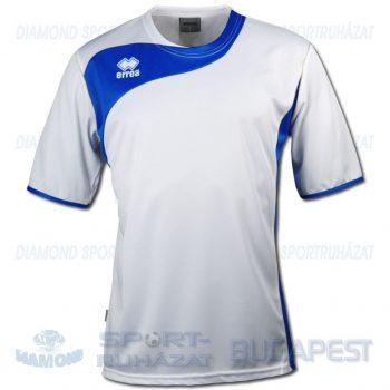 ERREA TONIC SHIRT futball mez - fehér-azúrkék [M]