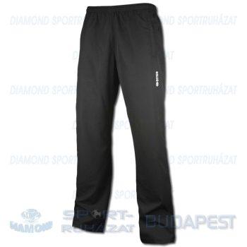 ERREA MAGIC mikroszálas szabadidő melegítő nadrág - fekete [S]