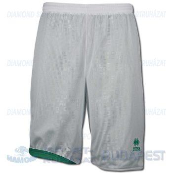 ERREA NEW TUCSON DOUBLE SHORT kifordíthatós kosárlabda nadrág - fehér-zöld