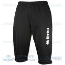 ERREA LINCH edző melegítő nadrág (háromnegyedes) - fekete [S]