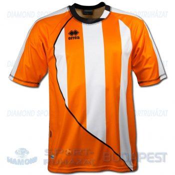 ERREA HURON SHIRT SENIOR futball mez - narancssárga-fehér [XL]