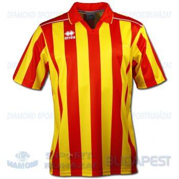 ERREA EYRE futball mez - piros-sárga
