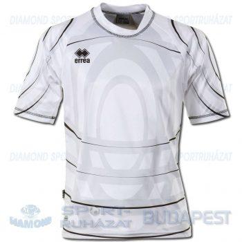 ERREA CERCHIO futball mez - fehér-fekete [L]
