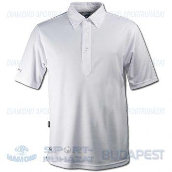 ERREA TECH póló (rövid ujjú galléros) - fehér