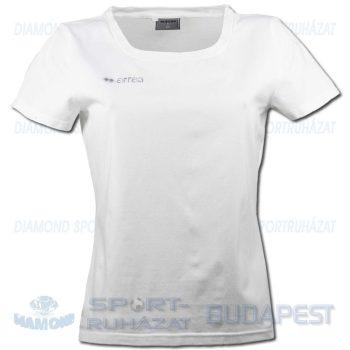 ERREA KARTIKA WOMAN női pamut póló (rövid ujjú) - fehér [S]