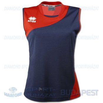 ERREA NICOLE WOMAN SHIRT női röp- és kosárlabda mez - sötétkék-piros