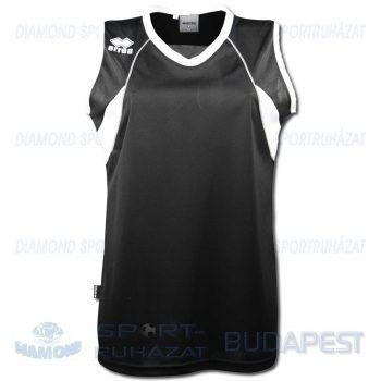 ERREA JOYCE WOMAN SHIRT SENIOR női kosárlabda mez - fekete-fehér [L]