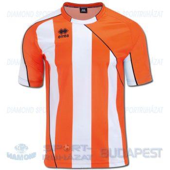 ERREA HOVE SHIRT SENIOR futball mez - narancssárga-fehér-fekete [L]