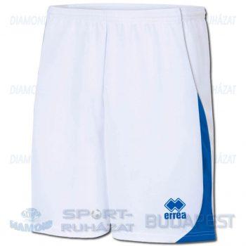ERREA HOVE SHORT SENIOR sportnadrág - fehér-azúrkék [L]