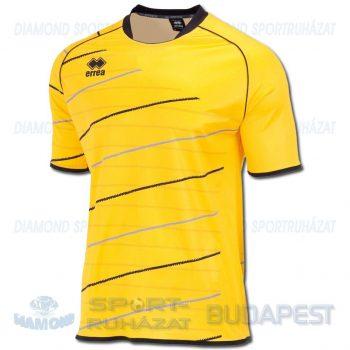 ERREA TORBAY SENIOR futball mez - sárga-fekete-antracit [L]