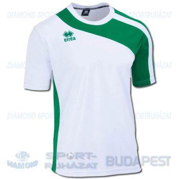 ERREA BOLTON SHIRT futball mez - fehér-zöld [L]