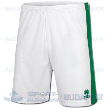 ERREA BOLTON SHORT sportnadrág - fehér-zöld