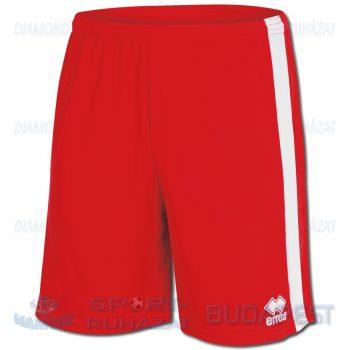 ERREA BOLTON SHORT sportnadrág - piros-fehér