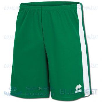 ERREA BOLTON SHORT sportnadrág - zöld-fehér