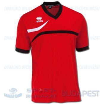 ERREA DERBY SENIOR futball mez - piros-fekete-fehér [L]