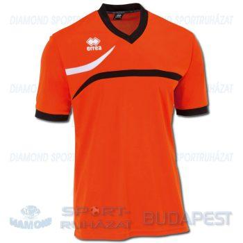 ERREA DERBY SENIOR futball mez - narancssárga-fekete-fehér [M]