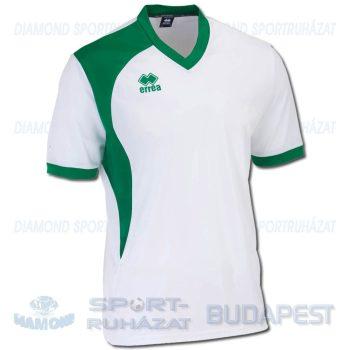 ERREA NEATH SHIRT futball mez - fehér-zöld