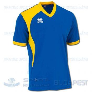 ERREA NEATH SHIRT futball mez - azúrkék-sárga