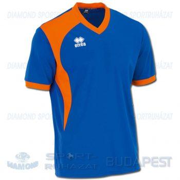 ERREA NEATH SHIRT SENIOR futball mez - azúrkék-narancssárga [L]