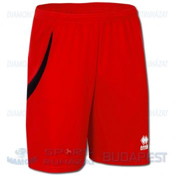 ERREA NEATH SHORT sportnadrág - piros-fekete [L]