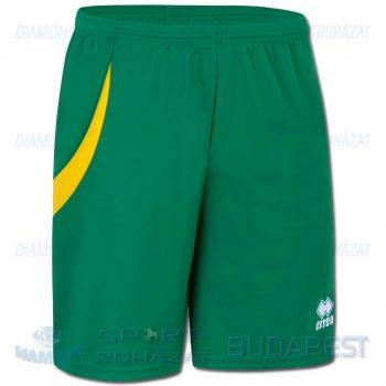 ERREA NEATH SHORT sportnadrág - zöld-sárga [L]