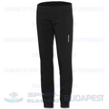 ERREA ROCKS WOMAN SENIOR női elasztikus pamut szabadidő melegítő nadrág - fekete [M]