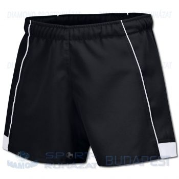 ERREA GRUBBER SENIOR rögbi nadrág - fekete-fehér [L]