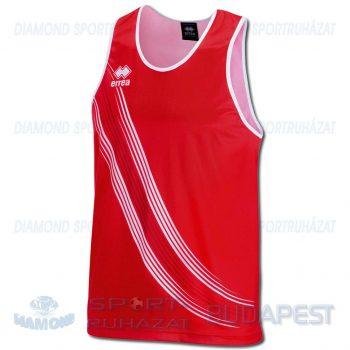 ERREA LEVANTE férfi atléta mez (ujjatlan) - piros-fehér