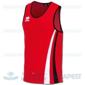 ERREA BENNY SENIOR férfi atléta mez (ujjatlan) - piros-fekete-fehér [L]
