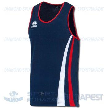 ERREA BENNY SENIOR férfi atléta mez (ujjatlan) - sötétkék-piros-fehér [L]