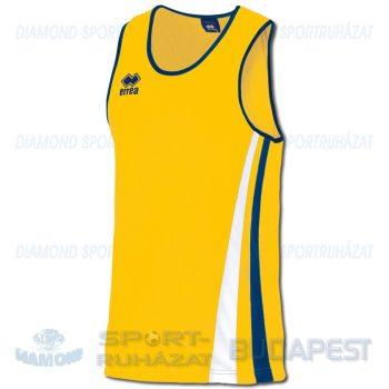 ERREA BENNY SENIOR férfi atléta mez (ujjatlan) - sárga-sötétkék-fehér [L]