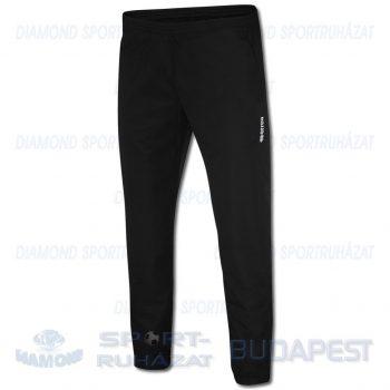 ERREA AUSTIN TROUSERS mikroszálas szabadidő melegítő nadrág - fekete