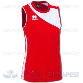 ERREA AMAZON WOMAN SHIRT női röp- és kosárlabda mez - piros-fehér