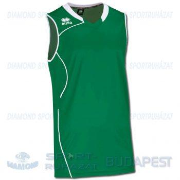 ERREA DALLAS CANOTTA SENIOR kosárlabda mez - zöld-fehér [L]