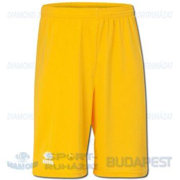 ERREA DALLAS SHORT kosárlabda nadrág - sárga