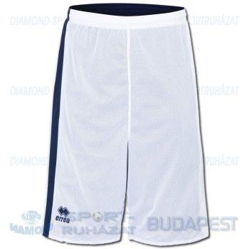 ERREA SEATTLE DOUBLE SHORT kifordíthatós kosárlabda nadrág - fehér-sötétkék