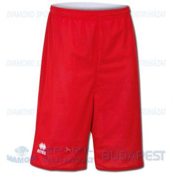 ERREA UTAH DOUBLE SHORT kifordíthatós kosárlabda nadrág - piros-fehér