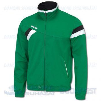 ERREA FORMUL cipzáras edző- és szabadidő melegítő felső - zöld-fekete-fehér