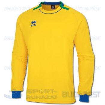 ERREA CRUZ kapus mez - sárga-zöld - Diamond Sportruházat 481364126c