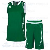 ERREA ILLINOIS SENIOR KIT kosárlabda mez + nadrág KIT - zöld-fehér [L]