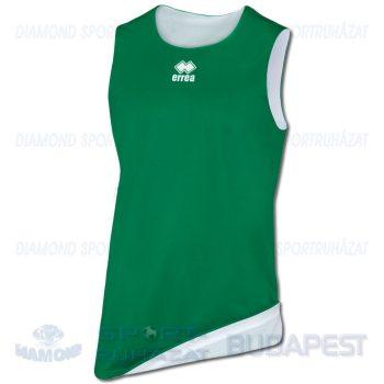 ERREA CHICAGO DOUBLE CANOTTA kifordíthatós kosárlabda mez - zöld-fehér