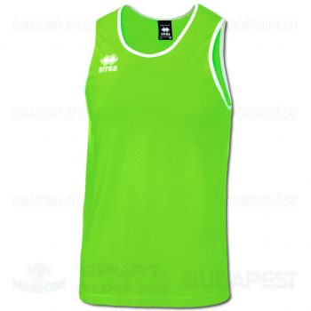 ERREA BOLT SENIOR atléta mez (ujjatlan) - UV zöld-fehér [L]