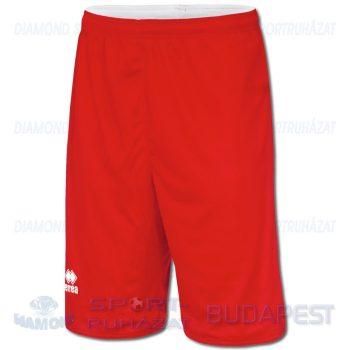 ERREA CHICAGO DOUBLE SHORT kifordíthatós kosárlabda nadrág - piros-fehér